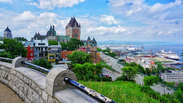 Best sights in Quebec city
