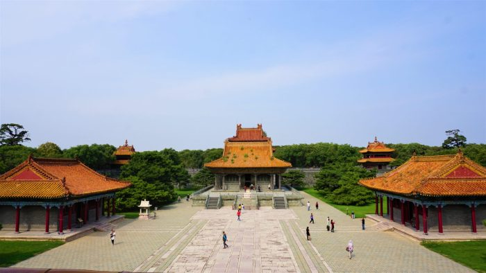 Places to visit in Shenyang