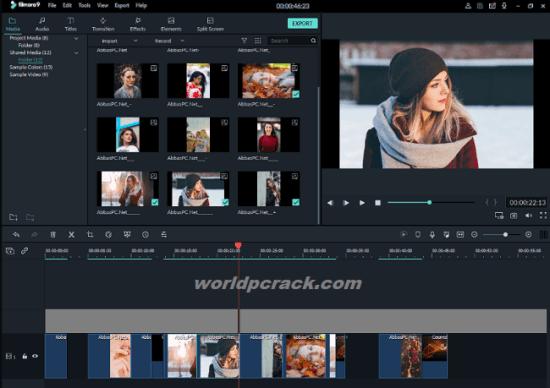 Wondershare Filmora 10.1.20 Crack Plus Registration Key Free Download