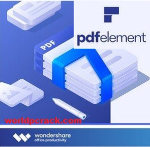 Wondershare PDFelement Pro 8.1.6 Crack With Registration Code Free
