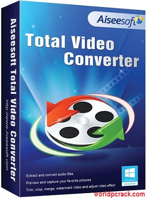 Aiseesoft Total Video Converter 9.2.56 Crack With Registration Code 2021 Free