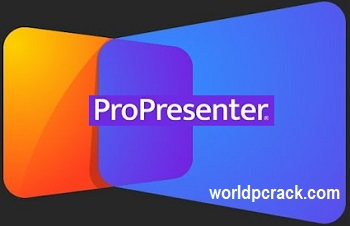 ProPresenter Pro 7.4.2 Crack With License Key 2021 Free Download
