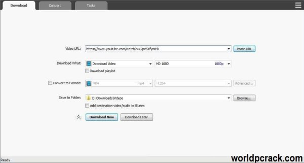 Windows TubeMate 3.17.6 Crack With License Key 2020 Free Download
