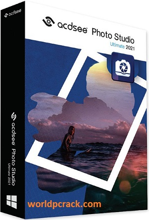 ACDSee Photo Studio Ultimate 2021 Crack With License Key Free Download