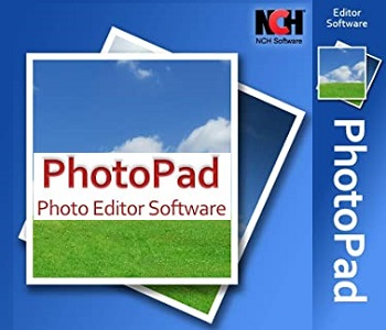 NCH ​​PhotoPad Image Editor Pro 7.23 Crack With Registration Code 2021 Free