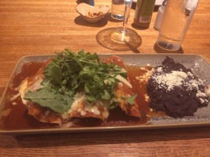 More enchiladas