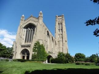 Rockfeller Memorial Chapel