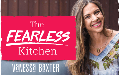 The Fearless Kitchen Podcast 45: The Rebrand/Solo Episode