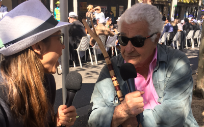 The Fearless Kitchen 47: Antonio Carluccio – Food & Wine Festival, Melbourne