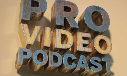 James Cowen: Yes Captain – Pro Video Podcast 12