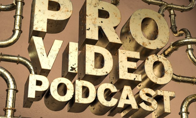 Brograph: 3D & Motion Design – Pro Video Podcast 18