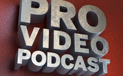 Ben Buchanan & Matt Lloyd: Pivoting Careers, Motion Design, 2D, 3D, Community, Education & more – Pro Video Podcast 61