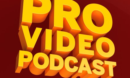 Pro Video Podcast 67: Andy Needham – Motion Designer, Editor & Compositor