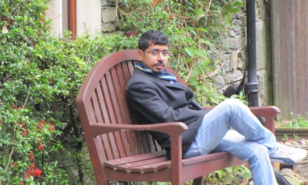 Dr. Anupam Das, Linguist & Assistant Professor at IIMK India: on politeness & trolling on social media -The Human Show Podcast 45