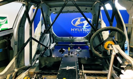Hayden Paddon – EV Rally Car Build