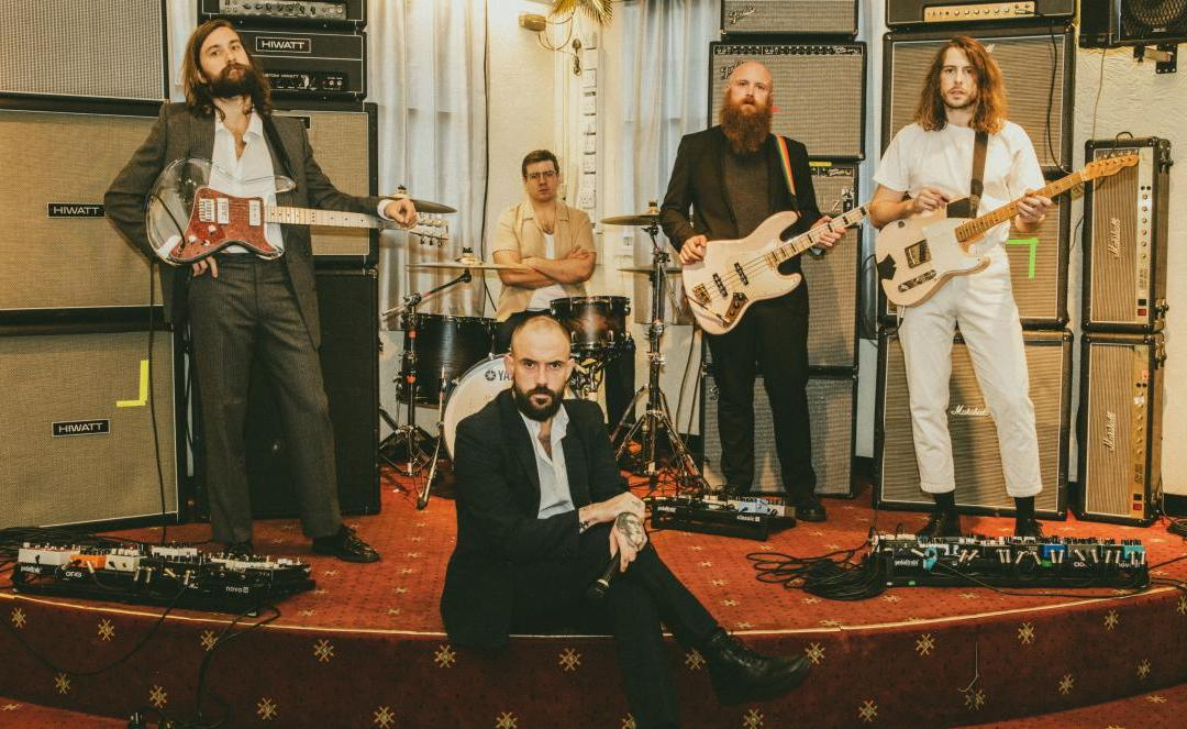 IDLES (UK) Release Third Album: Ultra Mono
