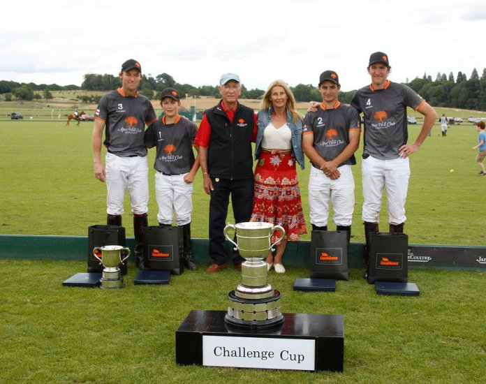 Cowdray-Challenge-Cup-Podio
