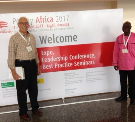 2017 Poultry Africa Conference, Richard Fritz