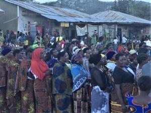 Bringing layers to Tanzanian Women