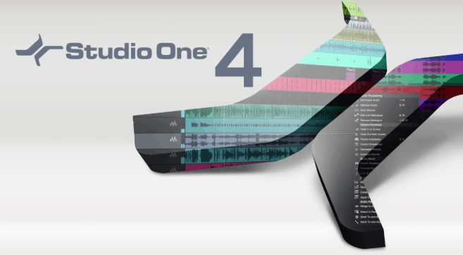 PreSonus Studio One 4 Professional Free Download