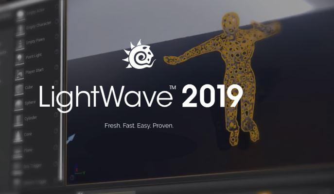 NewTek LightWave 3D 2019