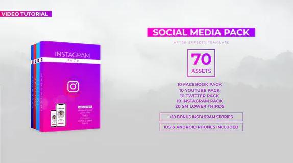 VideoHive – Social Media Pack