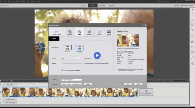 Adobe Premiere Elements 2019 free download