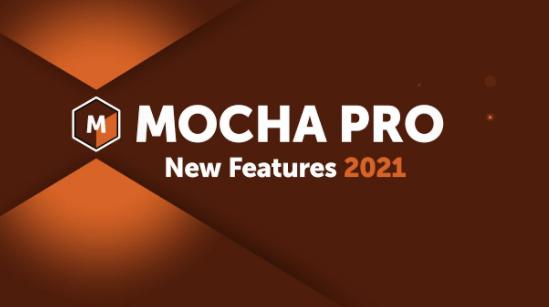 Boris FX Mocha Pro 2021