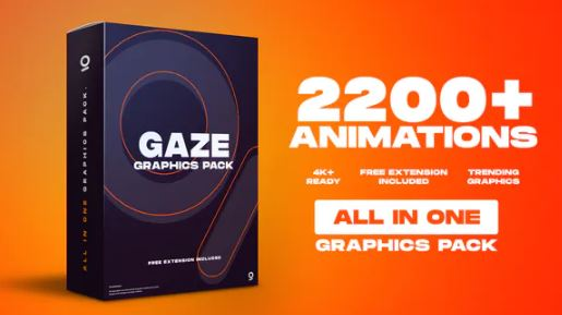 VideoHive – Gaze – Graphics Pack