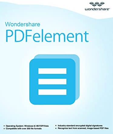 Wondershare PDF Element 7