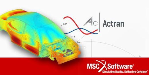 MSC Actran 2020