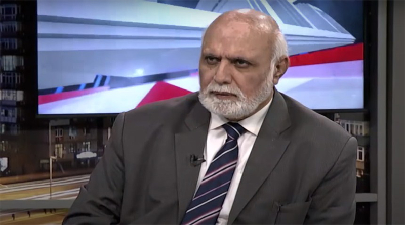 Senior analyst Haroon Al-Rasheed