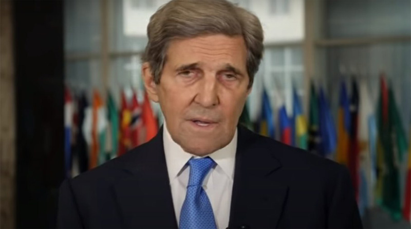 John Kerry on Climate change
