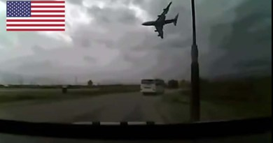 Airplane crashe in United States