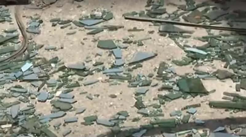 Bomb blast in Lahore