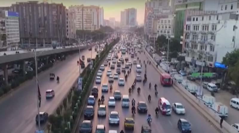 lockdown in Karachi