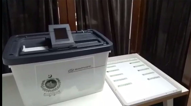 Electronic Voting System in Pakistan