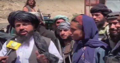 Fight in Panjshir Afghanistan