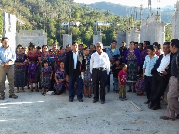 Iglesia Evangelica Monte Sion, Chimaltenango