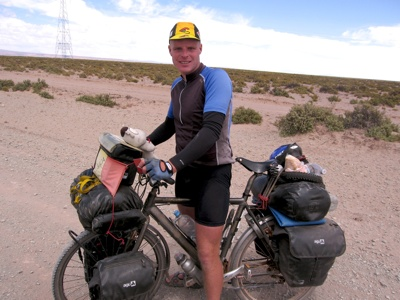 Biker David Belgium