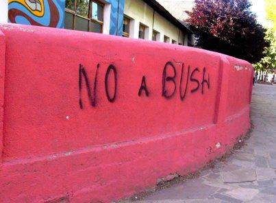 Bolson No2Bush