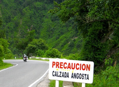 Calzada Angosta