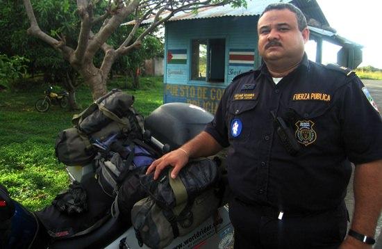Costarica Cop Cesar