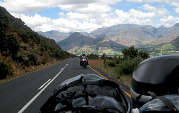 Grant Franshhoek Pass