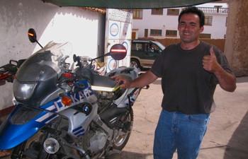 Nicky Strmbol Sucre Bolivia