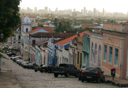 Olinda Streets Recife