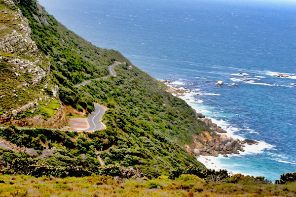 Windy Cape Point Road