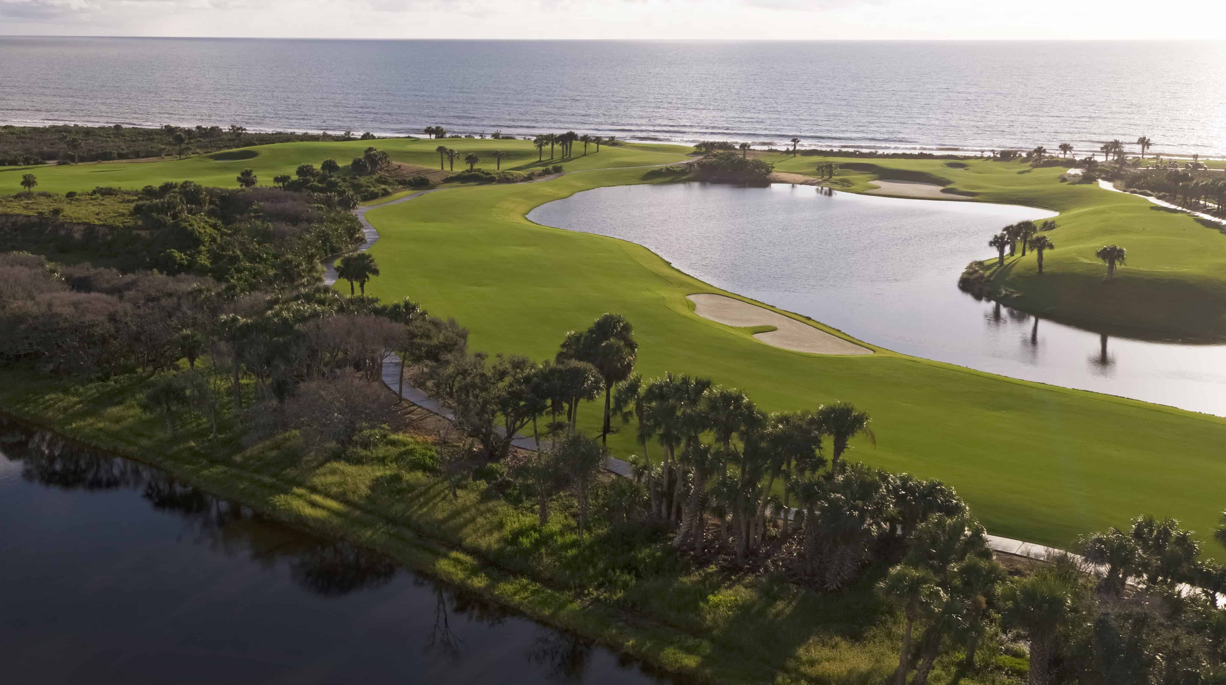 Hammock Beach Resort S Ocean Course Reopens Today