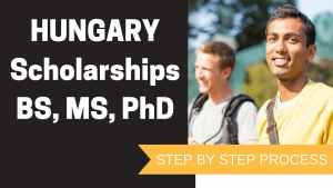 hungary-government-scholarships