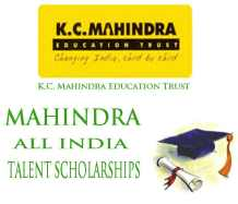 KC Mahindra Scholarships for Indian Student